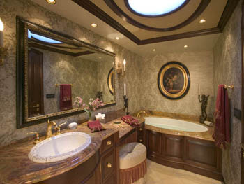 Yacht MAGIC master facilities